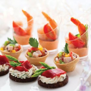 Casale Rosa catering buffet a Latina
