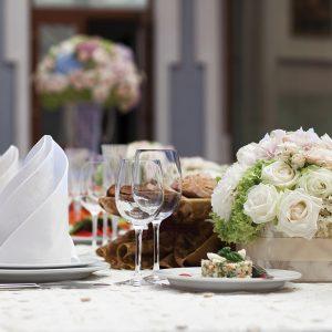 Il Casale Rosa ristorante per matrimoni a Latina