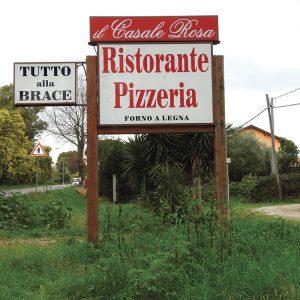Il Casale Rosa ristorante pizzeria a Latina